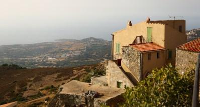Sant'Antonino view of the sea