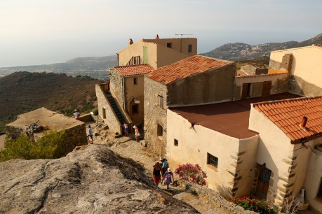 Sant'Antonino sea views
