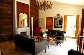 Bastide de Moustiers master suite living room