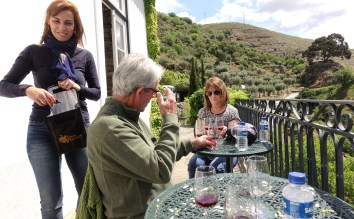 Quinta do Panascal port tasting