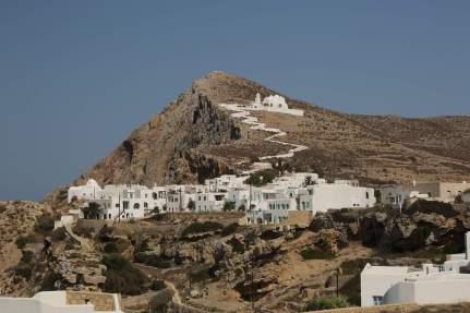Chora Folegandros view