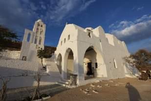 Church of Panagia in Chora, Folegandros