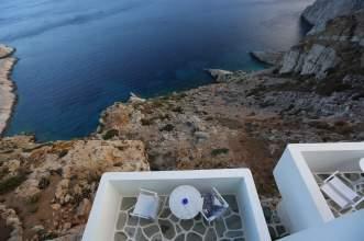 Anemomilos Apartments Blue Room view