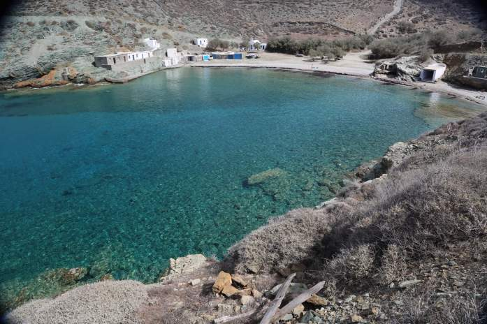 Agios Georgios bay