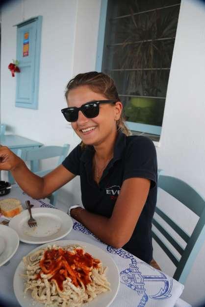 Maria Tour Guide Folegandros