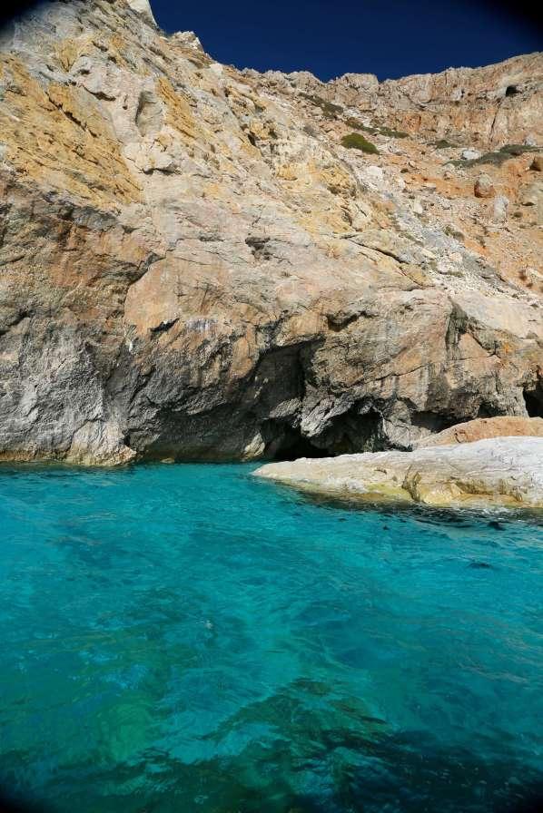 Folegandros Blue Lagoon