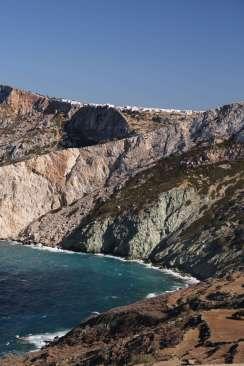 Chora Folegandros hilltop