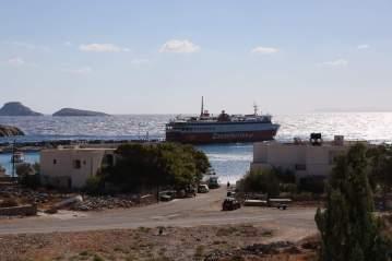 Karavostasi Folegandros ferries