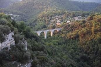 Histoires de Bastide bridge view