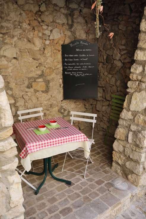 Tourrettes-sur-Loup restaurant