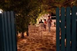 Chora Folegandros Eva's Garden restaurant