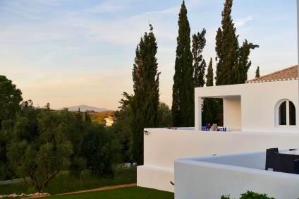 Casa Arte sunset view