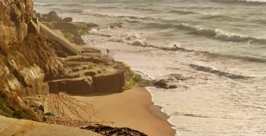 Areias do Seixo surfers