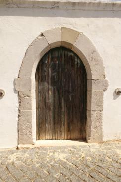 Tavira doorway