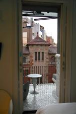 El Palauet Living terrace