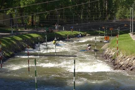 La Seu d'Urgell kayak course