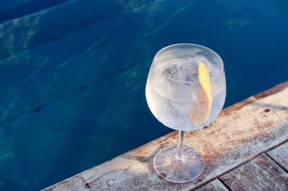 Hotel Ohla gin-tonic