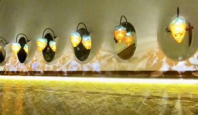 El Palauet Living lobby