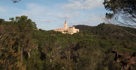 Sant Pere del Bosc park