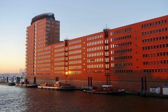 Speicherstadt warehouse