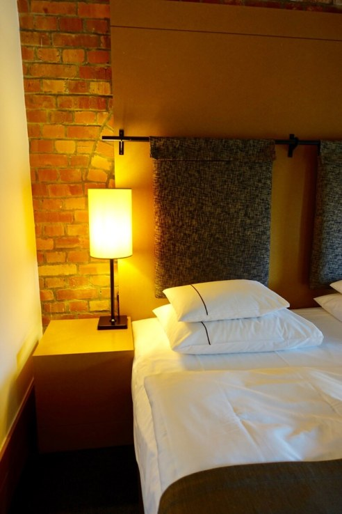 Gastwerk Hotel Hamburg sheets