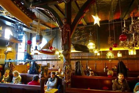Schiffergesellschaft dining room