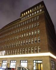 Hamburg art deco architecture