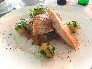 Rive Bistrot Hamburg salmon