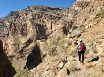 Alila Jabal Akhdar Hidden Villages trail