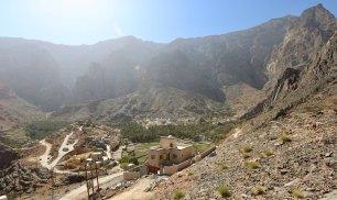Mountain Road Bilad Sayt