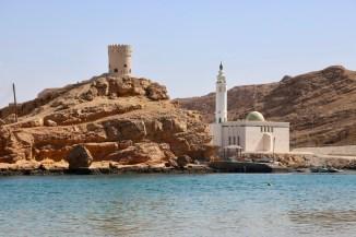 Sur Oman mosque