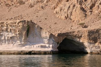 Six Senses Zighy Bay sea cave