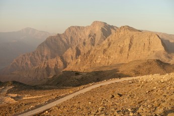 Then you reach the top of the Sabatyn plateau, with views for miles.