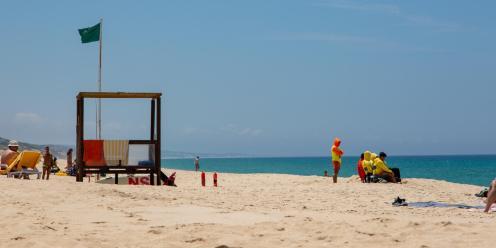 Comporta Beach lifeguards