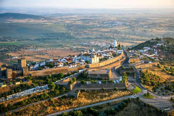 Monsaraz hilltop town