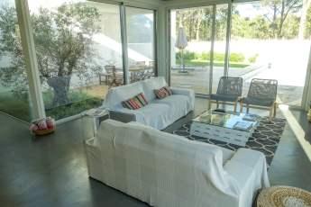 Brejos Villa Comporta living room view