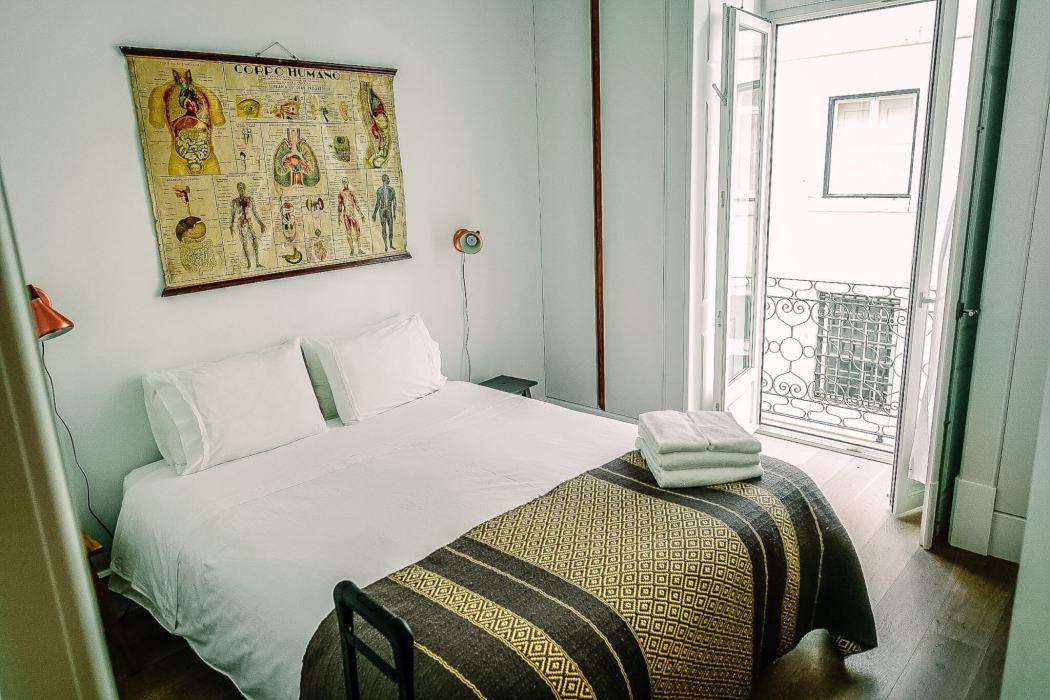 The Lisboans Apartments 1B bedroom