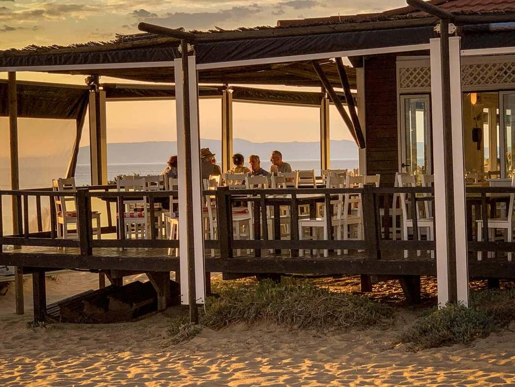 Restaurante Sal outdoor seating