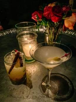 El Fenn cocktails