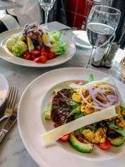 Cafe de la Poste lunch