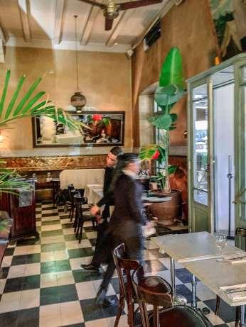 Cafe de la Poste waiters