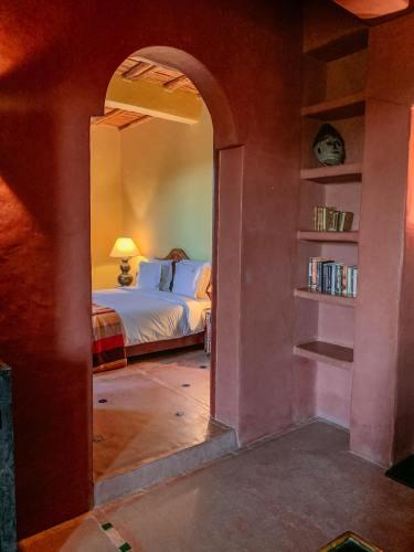 Le Jardin des Douars Mogador Suite second bedroom