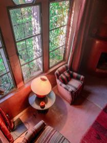 Le Jardin des Douars Mogador Suite chairs
