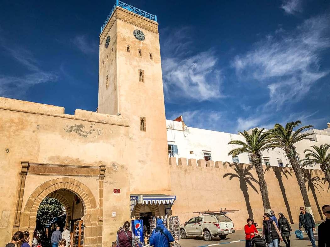 Essaouira Medina entrance