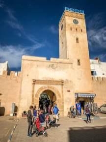 Essaouira Medina archway