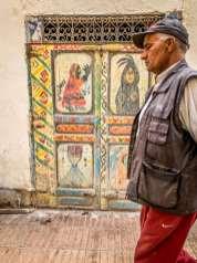 Essaouira Medina doorway