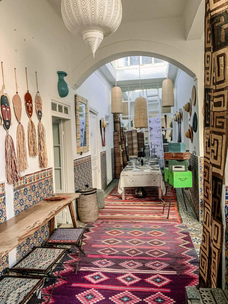 Le Comptoir Oriental by Madada showroom