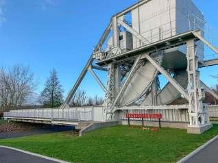 Pegasus Bridge Memorial Museum bridge tower