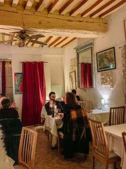 La Casiniere Caen patrons