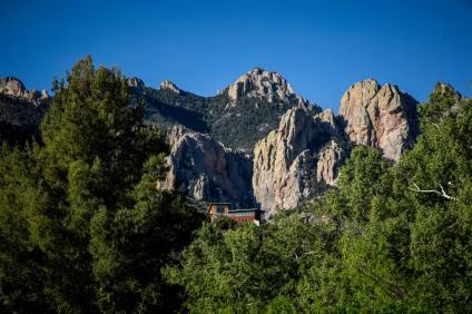 Portal Arizona mountains